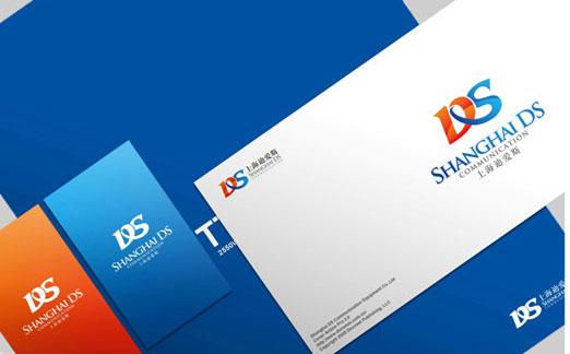 迪爱斯通信设备有限公司标志设计