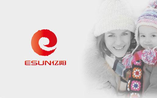 亿阳投资有限公司logo标识设计
