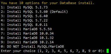 linux安装php5.2|5.3|5.4|5.5|5.6|7.0以及nginx/apache、mysql、phpmyadmin的方法